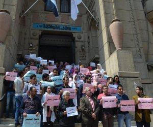 6 مطالب لأطباء تكليف 2017 لإنهاء اعتصامهم في النقابة