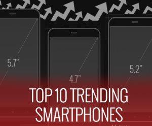 لو محتاج تغير موبايلك..تعرف على 10 هواتف اجتازوا استفتاء من المستخدمين