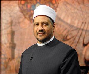 مستشار المفتي: مصر تدافع عن الأمة العربية والعالم في مواجهة الإرهاب