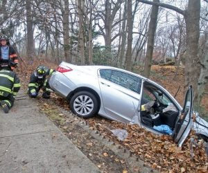 حادث خطير بسبب خطأ بسيط
