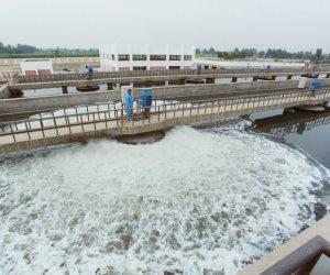 مياه القناة تقرر الغلق الفوري لوصلات الصرف الصناعي المخالفة