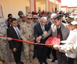 تفاصيل افتتاح وزير التعليم لثلاث مدارس في جنوب سيناء