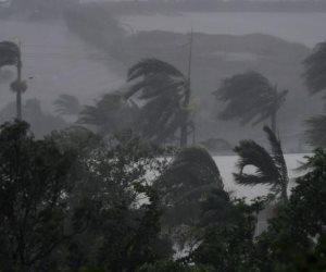 مقتل 8 أشخاص وفقدان الكثير في اجتياح إعصار هاتو لجنوب الصين