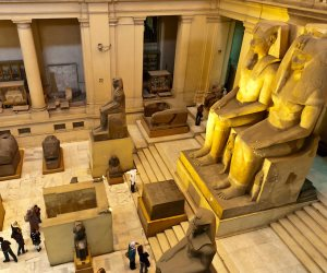 28.1 % زيادة فى عدد زائري متاحف الفن والتاريخ عام 2016