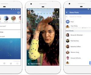 10  معلومات عن تحديث Facebook Story  الجديد المشابه لتطبيق Snapchat.
