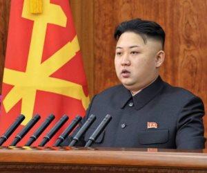 زعيم كوريا الشمالية يهنئ الرئيس الصينى بعد فوزه بولاية ثانية فى رسالة نادرة