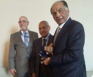 جمعية الصداقة المصرية اللاتينية تكرم فريد خميس