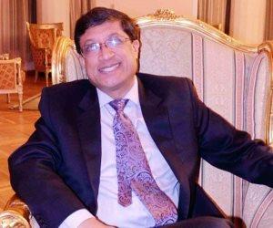 سفير الهند بالقاهرة: استثمارتنا في مصر 3 مليارات دولار ونناشدكم للمزيد