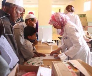 رجال أعمال إسكندرية تنظم حملة طبية لتحسين الوضع الصحي لنزلاء دار الرعاية الاجتماعية