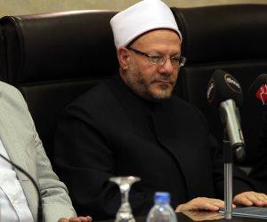 المفتي ووزير الإوقاف يهنئان محافظ الجيزة بعيد المحافظة القومي(صور)