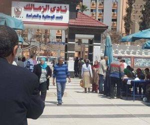 حبس مسئولين بمديرية شباب الجيزة 15 يوما في واقعة خزينة نادى الزمالك