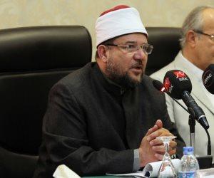 وزير الأوقاف ومحافظ الشرقية يؤديان صلاة الجمعة بمسجد الفتح بالزقازيق