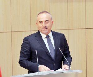 وزير الخارجية التركي على طريقة أردوغان: أنقرة مسؤولة عن حماية ملياري مسلم بالعالم