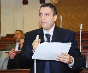 محمد علي يوسف رئيسا للجنة المشروعات الصغيرة