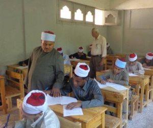 تقديم موعد امتحانات الثانوية الازهرية يوم واحد ومادة بدل مادتين