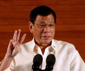 الرئيس الفيليبيني: واثق من تجاهل ترامب لملف حقوق الإنسان