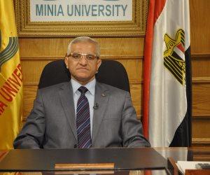 جامعة المنيا تحصد المركز الأول في البحوث الاجتماعية بـ«التعليم العالي»