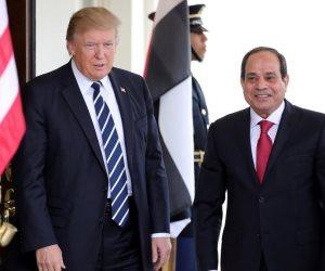 اليوم اللقاء الخامس بين السيسي وترامب.. ماذا وضع الرئيسان على أجندتهما؟