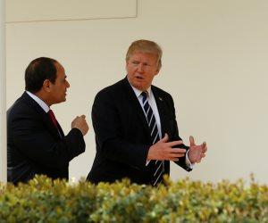 نائب ترامب يصل القاهرة لعقد جلسة مباحثات مع السيسي