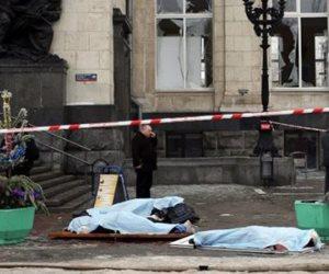 هجمات «بطرسبورج» ليست الأولى.. ننشر الدوافع الإرهابية لضرب روسيا