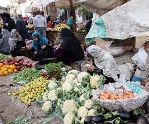 اسعار الخضروات اليوم الثلاثاء 19/ 6/ 2018.. البامية بـ5جنيهات والطماطم بـ4