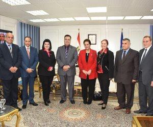 تعاون مشترك بين مركز صحة وتنمية المرأة الإقليمى بالإسكندرية و المراة بالبحيرة