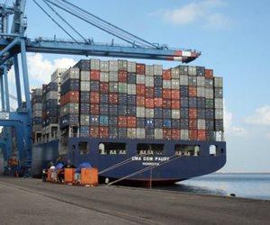 وصول 63 ألف طن قمح أوكراني لميناء سفاجا