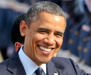 أوباما يتفوق على ترامب في قائمة الرجال الأكثر تقدير لدى الأمريكيين عام 2017