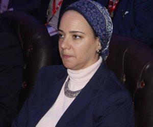 النائبة نانسي نصير: إشادة السيسي بالمرأة أمام برلمان قبرص وسام شرف لسيدات مصر