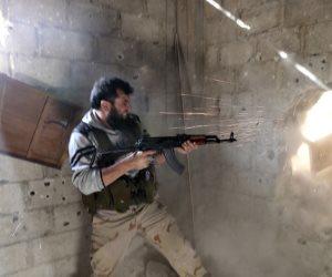 """سوريا: مدينة """"حرستا"""" بالغوطة الشرقية خالية من المسلحين"""
