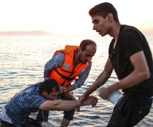 خفر السواحل الليبى: مقتل 25 مهاجرا  بعد غرق قاربهم