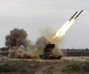 روسيا تجرى تجربة ناجحة لإطلاق صاروخ باليستى عابر للقارات