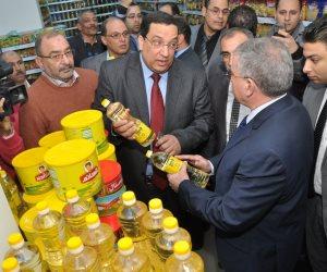 «الحكومة» تواجه جشع التجار في رمضان بتوفير السلع الأساسية مع رقابة على المنافذ (صور)