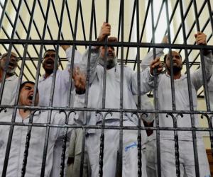 تأجيل محاكمة قيادات الإخوان المتهمين في «أحداث مكتب الإرشاد» لـ 8 مايو