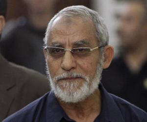 غدا.. استكمال محاكمة «بديع» و738 أخرين في «فض اعتصام رابعة»