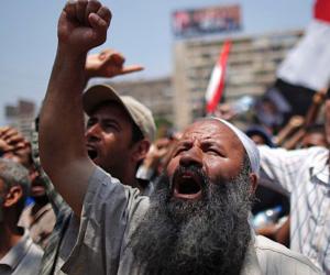 «غلمان تميم» يحاولون افساد احتفال المصريين بثورة 30 يونيو