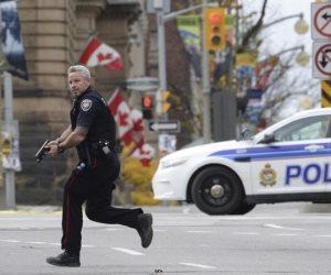 """""""دواعش"""" يخترقون موقع الشرطة الكندية"""