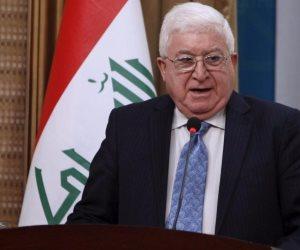 الرئيس العراقي يدعو نظيره الكوبي إلى مزيد من التعاون المشترك