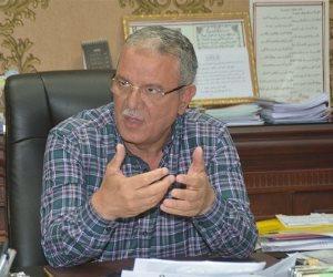 محافظ المنيا: طالبنا بتقنين ٢٧٧ ألف ٨٧٠ فدانا