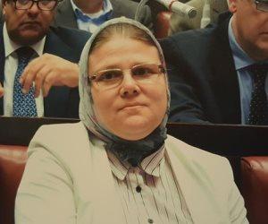 النائبة شيرين فراج: تحذر وزير البيئة من الأمراض التي تصيب المواطنين من القمامة