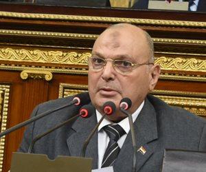 كمال عامر.. قائد دفاع البرلمان vs  أحمد السجينى.. المهزوم من القمامة