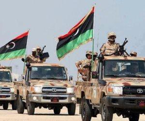 مصدر ليبى: استشهاد 5 من الجيش الليبي ومقتل 9 من الجماعات المسلحة في اشتباكات بدرنة