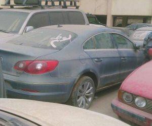 تفاصيل وصور..سيارات المزاد العلنى يوم 12 أبريل بساحة جمارك مطار القاهرة