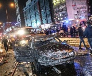 تفجيرات تركيا في عام.. 18 واقعة آخرها «ديار بكر»