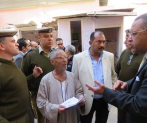 زيارة مفاجئة من وفد حقوق الإنسان بـ«الداخلية» لاقسام الشرطة بالدقهلية