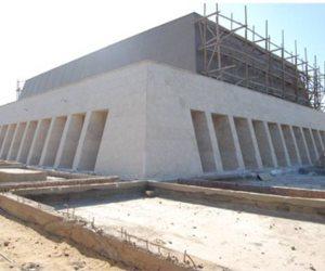 افتتاح متحف سوهاج القومي غدا ... المشروع الذي أعاده السيسي للحياة بعد 30 عاما
