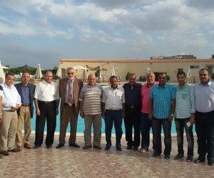 رجال أعمال إسكندرية:  توقع أتفاقية تعاون مع مشروع تحسين كفاءة الطاقة