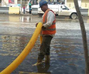 صيانة 5 أنفاق بالقاهرة استعدادا لموسم الأمطار
