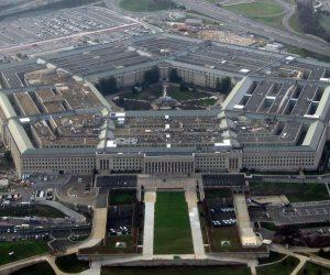 البنتاجون: القوات الأمريكية في الأراضي السورية تعمل وفق صلاحيات محاربة الإرهاب
