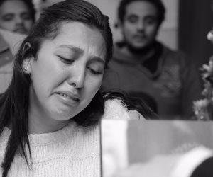 في أحد السعف الدامي.. «مريم» تبكي خطيبها وشقيقها في تفجيرات «مارجرجس»